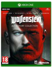 Wolfenstein Alt History Collection Xbox One-52178