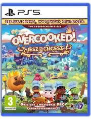 Overcooked: Jesz ile chcesz PS5-52203
