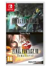 Final Fantasy VII VIII Remastered NDSW-52248