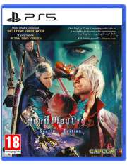 Devil May Cry 5 Special Edition PS5-52257