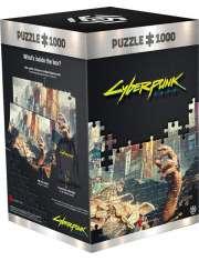 Puzzle Cyberpunk 2077: Hand-52322