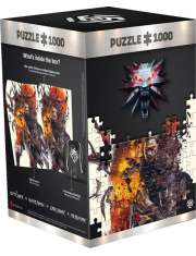 Puzzle Wiedźmin: Monsters-52344