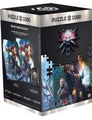 Puzzle Wiedźmin: Yennefer-52348