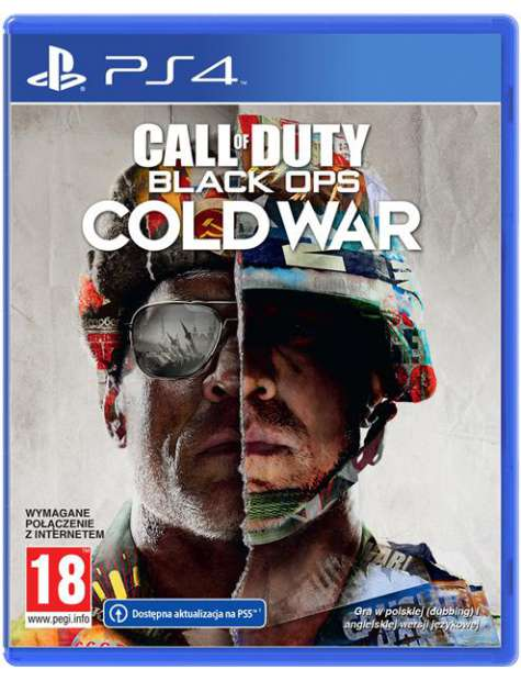 Call of Duty: Black Ops Cold War PS4-51195