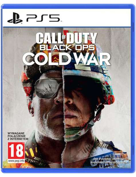 Call of Duty: Black Ops Cold War PS5-51207