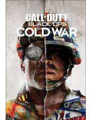 Call of Duty Poster Black Ops Cold War - plakat