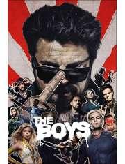 The Boys Sezon 2 - plakat