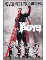 The Boys Never Meet Your Heroes - plakat