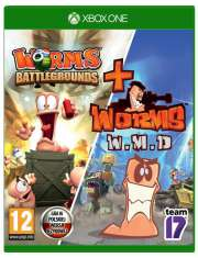 Worms Battlegrounds Worms WMD Xbox One-52535