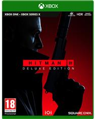 Hitman 3 Deluxe Edition Xbox One/ Xbox Series X-52599