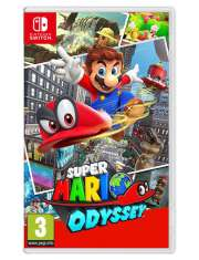 Super Mario Odyssey NDSW-25974
