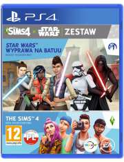 The Sims 4 Wyprawa na Batuu PS4-52681