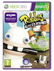Rabbids Na Żywo i w Kolorze Xbox360-52706