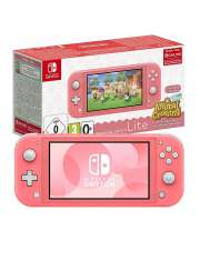 Nintendo Switch Lite Coral Animal Crossing-52744
