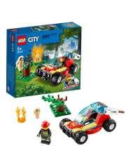 Klocki Lego City 60247 Pożar Lasu-53160