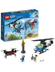 Klocki Lego City 60207 Pościg Policyjnym Dronem-53200