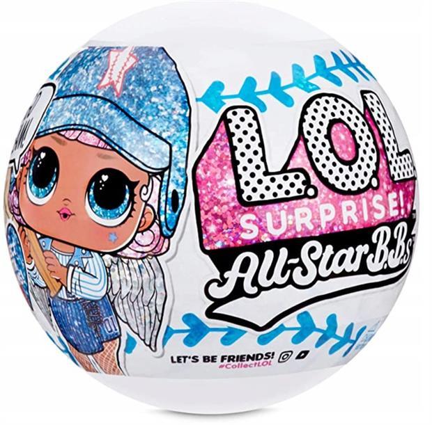 LOL Surprise All-Star B.B.s Sports Baseball
