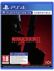 Hitman 3 Deluxe Edition PS4-52589