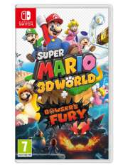 Super Mario 3D World Bowser's Fury NDSW-53374