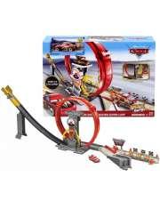 Mattel Cars Tor Supepętla McQueen Zygzak XRSRocket-53401