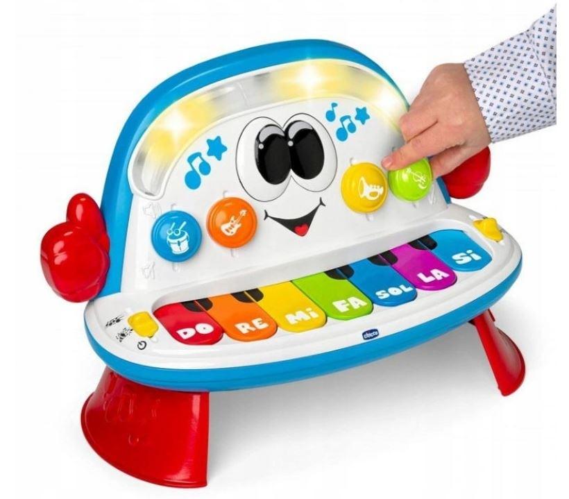 Zabawka interaktywna Chicco Pianinko interaktywne Wesoła Orkiestra