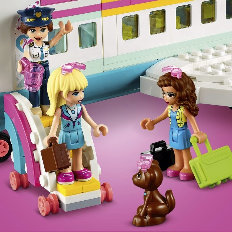 Lego Friends Samolot z Heartlake City 41429