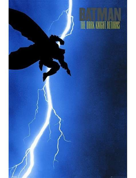Batman - The Dark Knight Returns - plakat