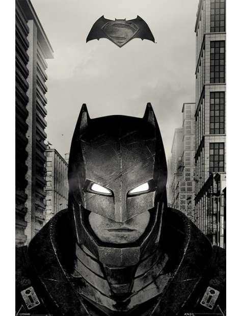 Batman v Superman Zbroja - plakat