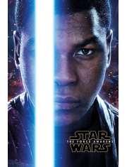 Star Wars Gwiezdne Wojny Przebudzenie Mocy Finn - plakat