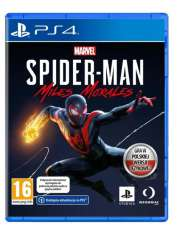 Marvel's Spider-Man Miles Morales PS4-53672