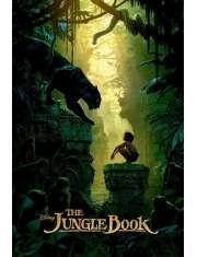 Księga Dżungli - Walt Disney - plakat