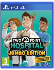 Two Point Hospital Jumbo Edition PS4-53682