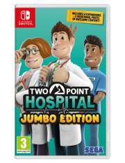 Two Point Hospital Jumbo Edition NDSW-53687