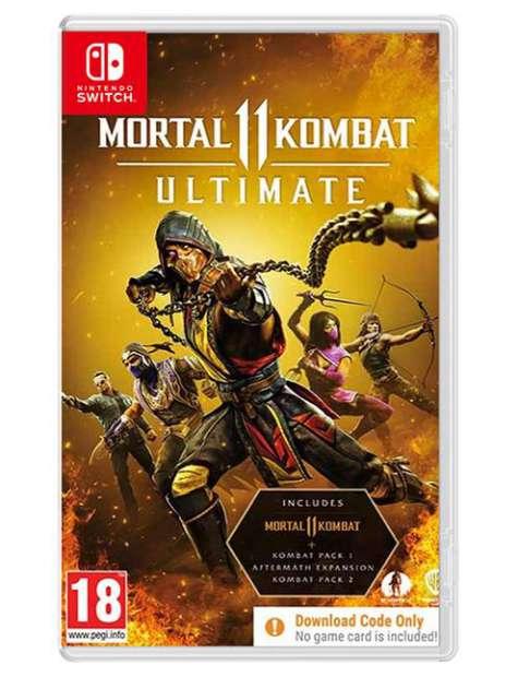 Mortal Kombat 11 Ultimate NDSW-52229
