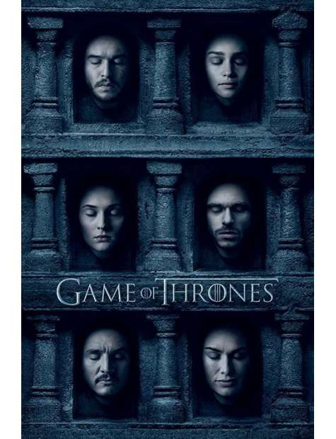 Gra o Tron Bohaterowie - plakat