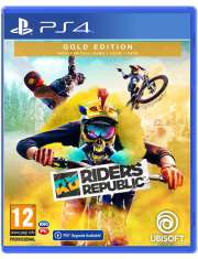 Riders Republic Gold Edition PS4-53811