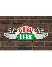 Przyjaciele. Friends Central Perk Brick - plakat