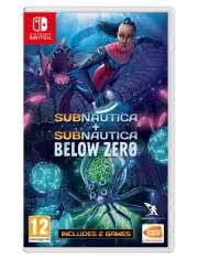 Subnautica Subnautica Below Zero NDSW-53896