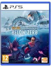 Subnautica Below Zero PS5-53886