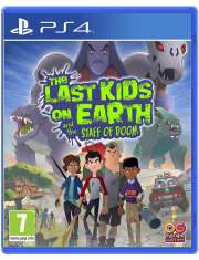 The Last Kids on Earth and the Staff of DOOM PS4-53903