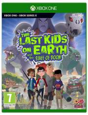 The Last Kids on Earth and the Staff of DOOM Xbox-53904