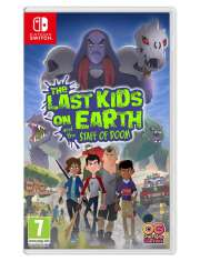 The Last Kids on Earth and the Staff of DOOM NDSW-53915