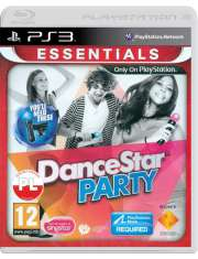 Dance Star Party Essential PL PS3-6415