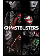 Ghostbusters 3 Pogromcy Duchów Dziewczyny - plakat
