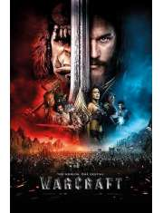 Warcraft - plakat