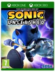 Sonic Unleashed Xbox360 / Xbox One-54067