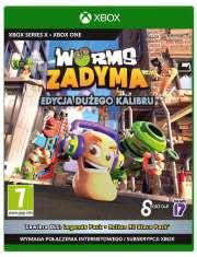 Worms Zadyma: Edycja Dużego Kalibru Xbox One / XSX-54186