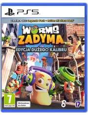 Worms Zadyma: Edycja Dużego Kalibru PS5-54197