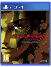 Shin Megami Tensei III Nocturne HD Remaster PS4-54217