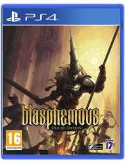Blasphemous Deluxe Edition PS4-54329